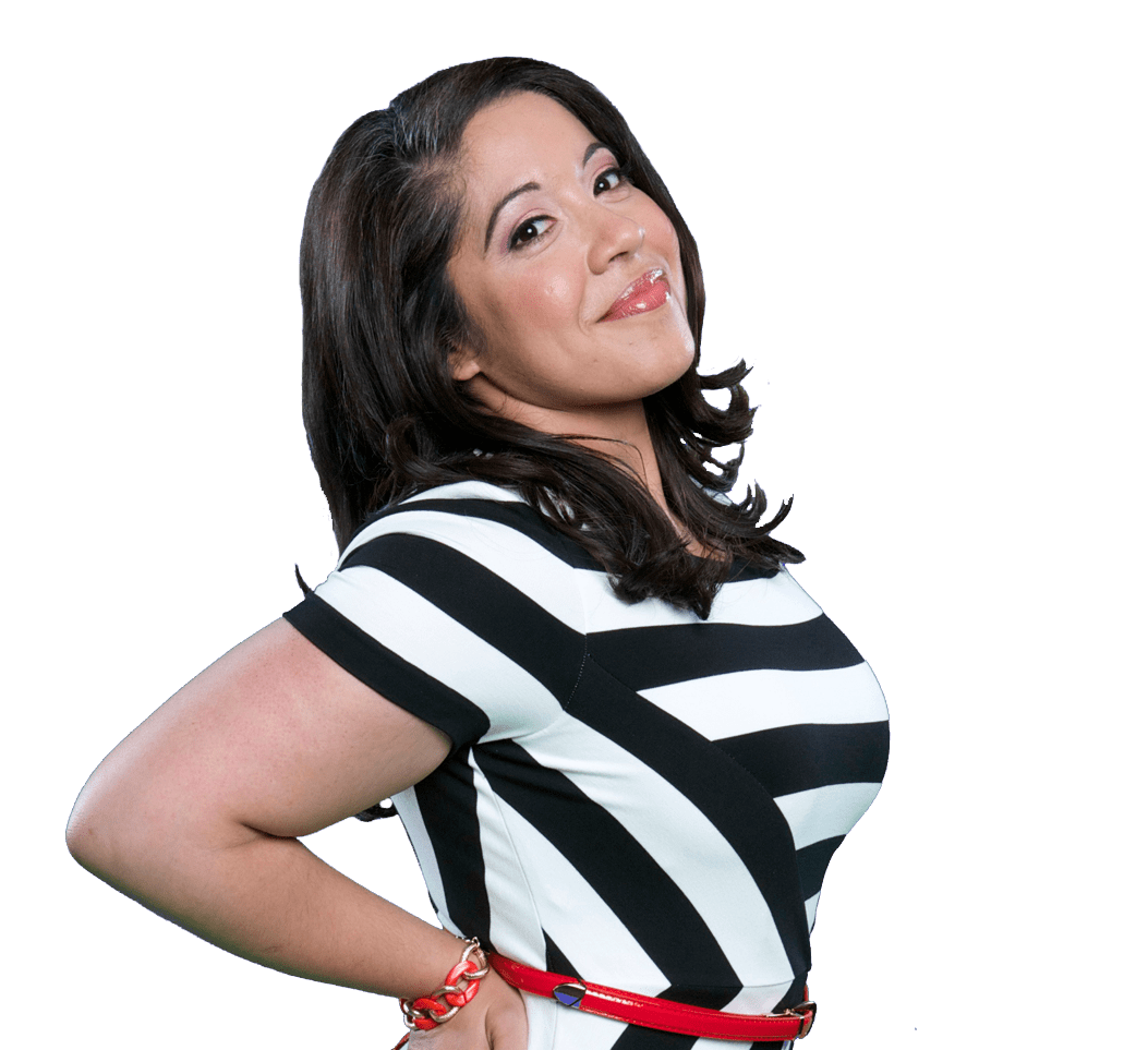 Gina Brillon | Fiesta Comedy Explosion 2018 | Priest Holmes Foundation