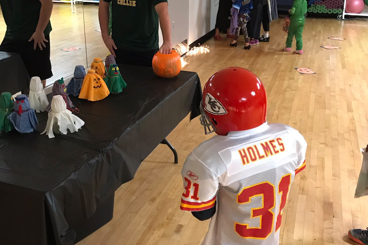 @McDBaseball via Instagram | Priest Holmes Off the Field Images | Exclusive Media Content
