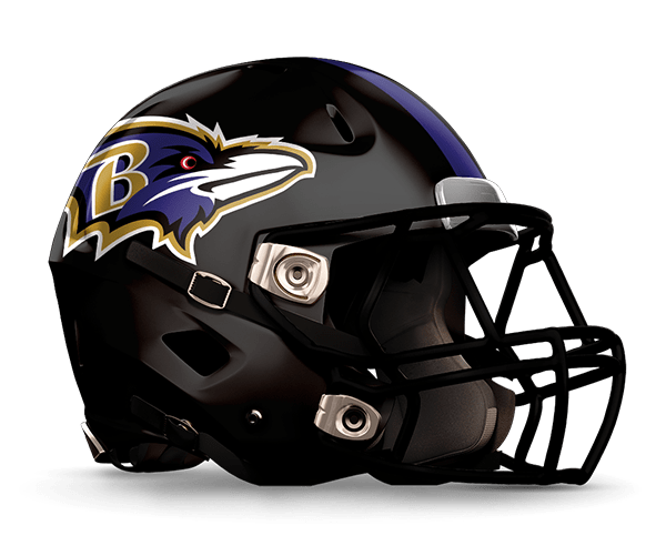 Baltimore Ravens Helmet | Priest Holmes Official Website | The Journey