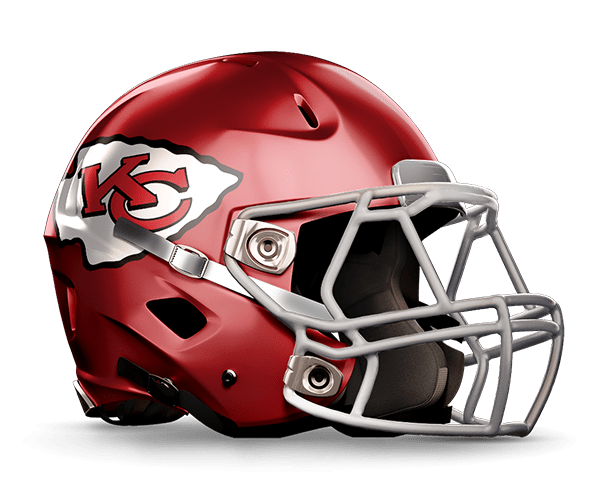 Kansas City Chiefs Helmet | Priest Holmes Official Website | The Journey