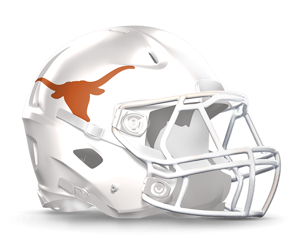 University of Texas Longhorns Helmet | University of Texas Austin Texas | Priest Holmes Official Website | The Journey