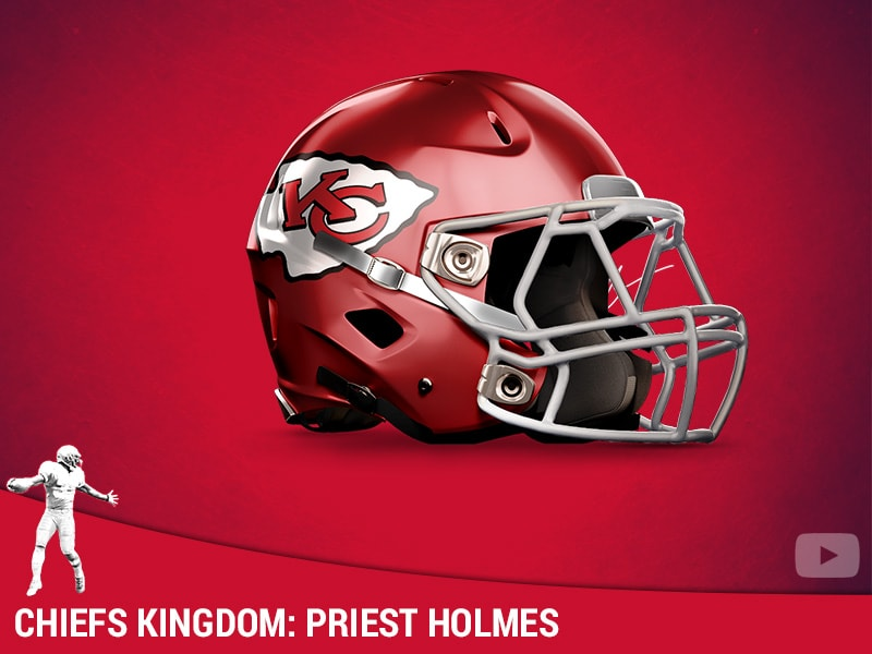 Videos | Media | Official Priest Holmes Website