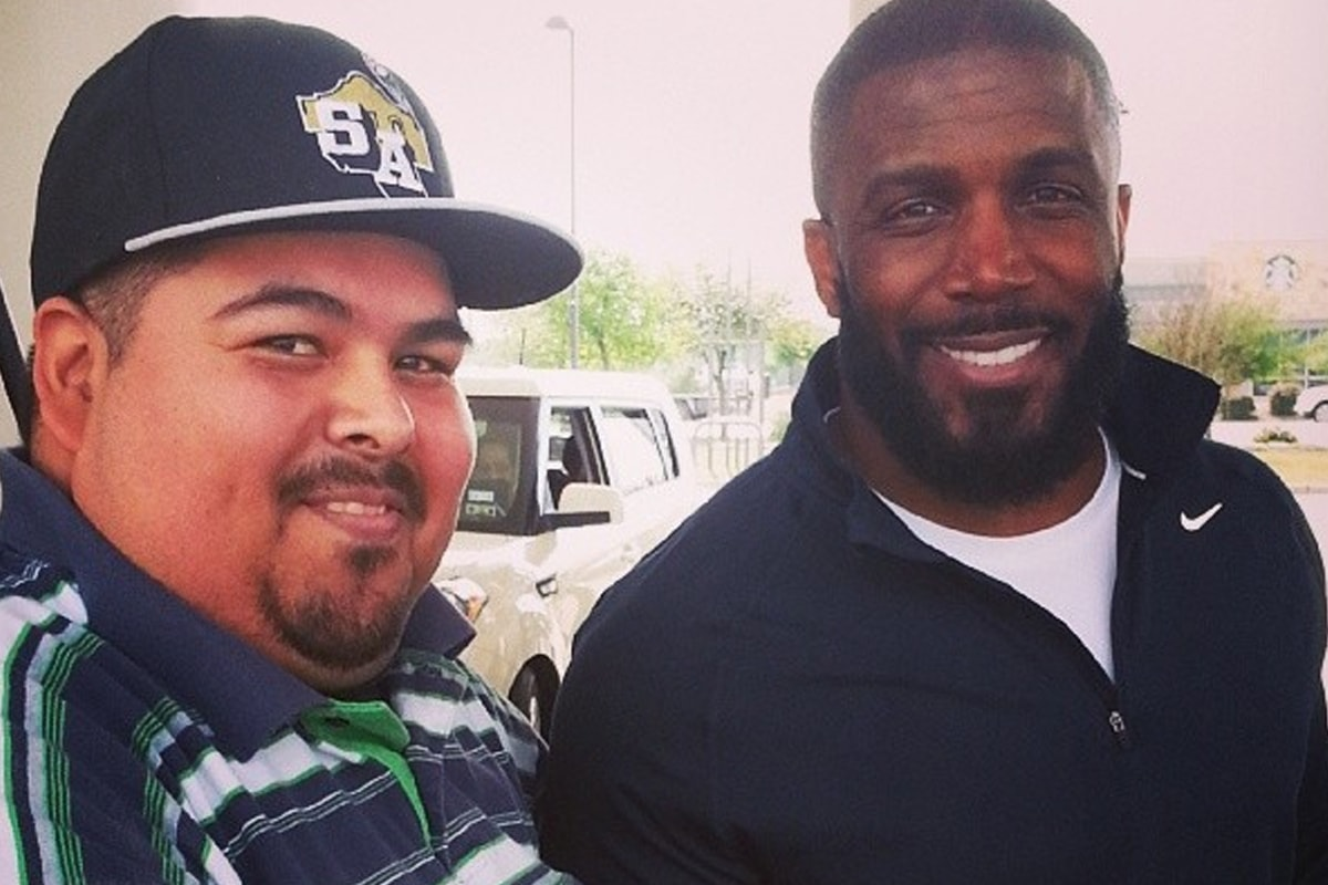 @solis_210 via Instagram | Priest Holmes Off the Field Images | Exclusive Media Content