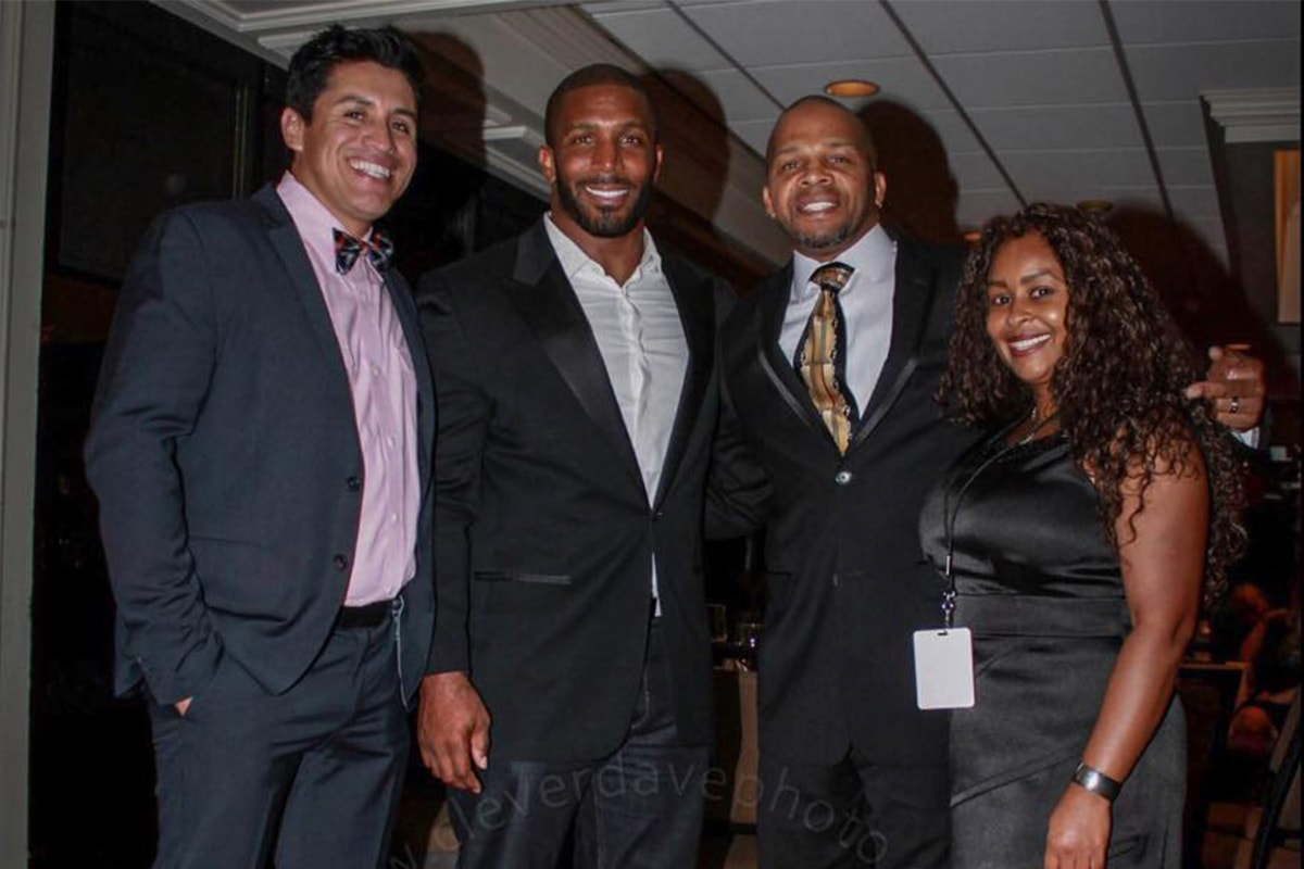 Pablo De Leon via Facebook | Priest Holmes Off the Field Images | Exclusive Media Content