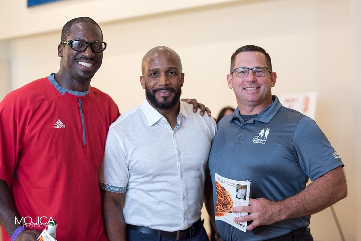 Gridiron Grunts via Facebook | Priest Holmes Off the Field Images | Exclusive Media Content