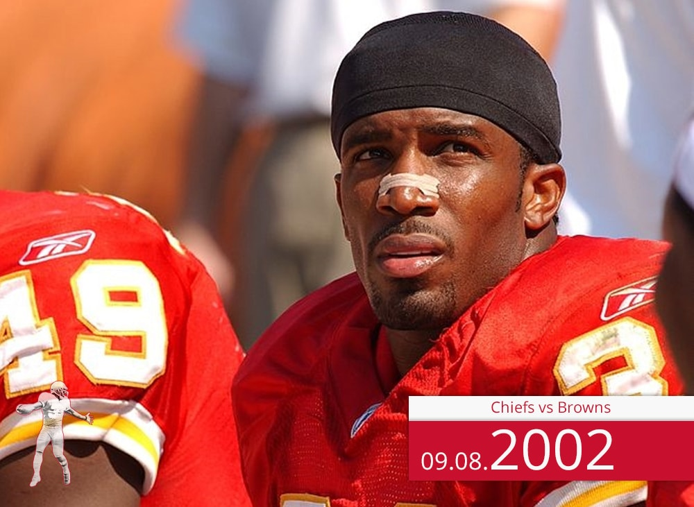 Priest Holmes 1990 | On the Field | Priest Holmes Media | Priest Holmes Video