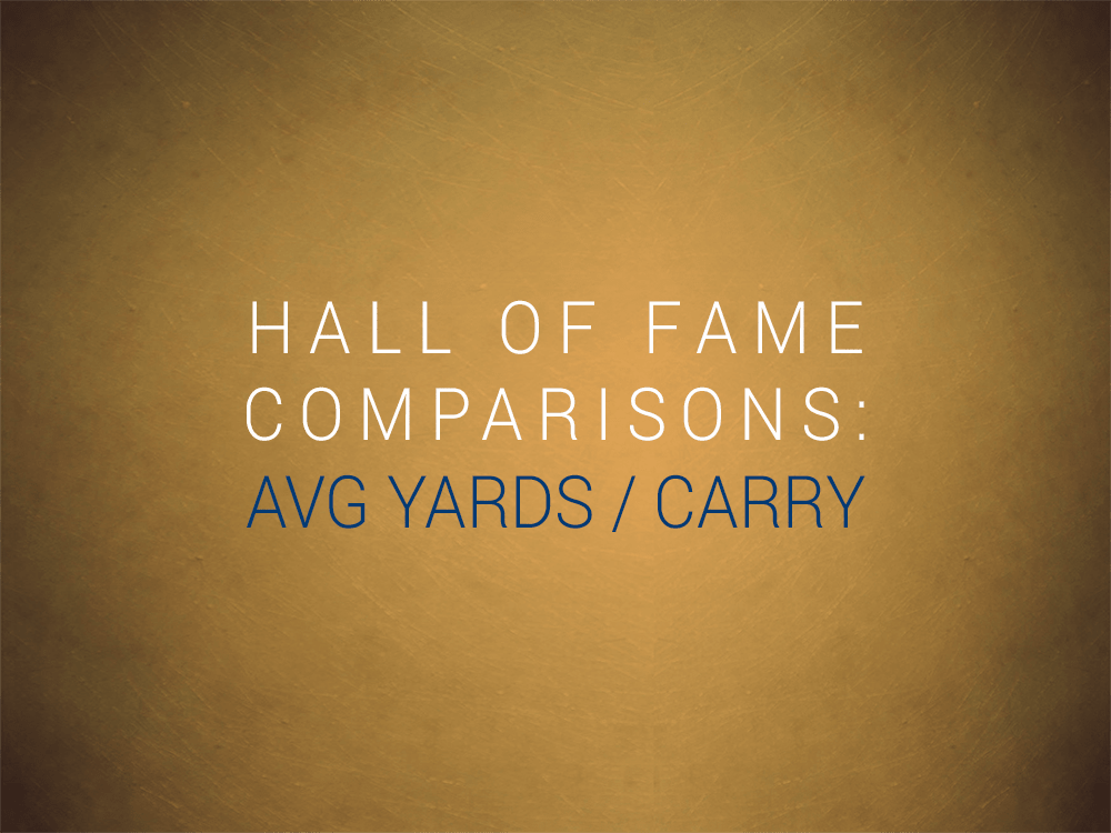 Priest Holmes Hall of Fame Comparison: Average Yards Per Carry | Priest Holmes Records | The Numbers | Hall of Comparisons