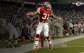 Signature Wallpaper | Priest Holmes Media | Priest Holmes Wallpapers